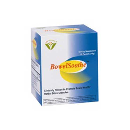 BowelSoothe Boxes® -Helps Maintain Healthy Intestines and Bowel