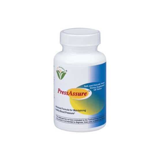 PressAssure® Natural Blood Pressure Herb Formula